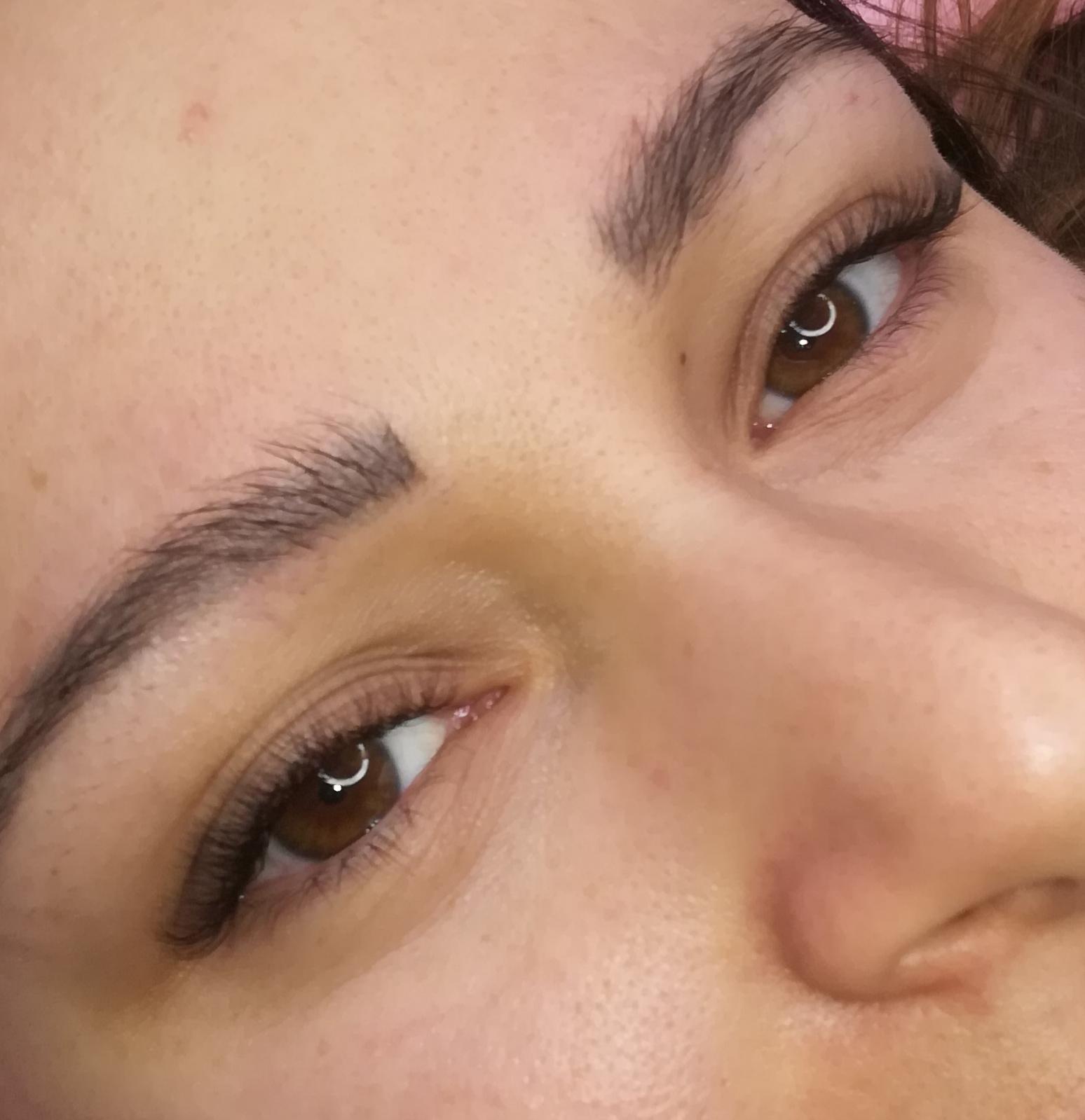 Pflegehinweise nach einer Wimpernverlängerung